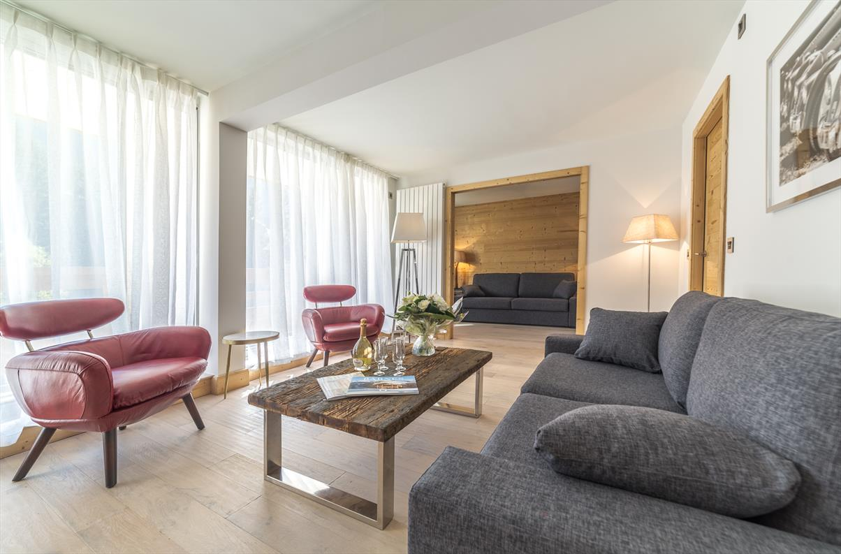 See details MEGEVE Apartment 4 rooms, 5 bedrooms